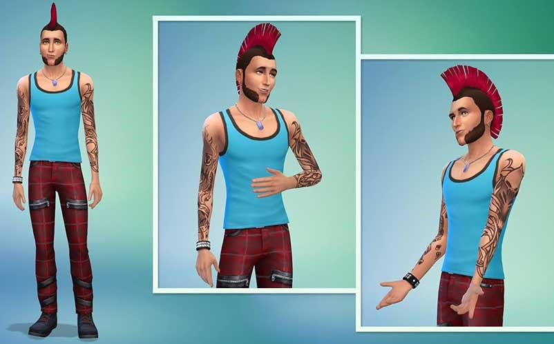 additional-cosmetics-in-sims-5