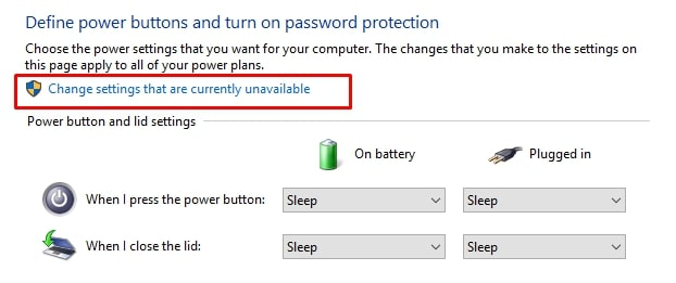 change-settings-what-are-currently-unavailable
