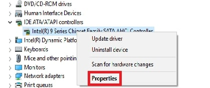 sata-ahci-controller-properties