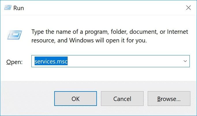 run-services.msc