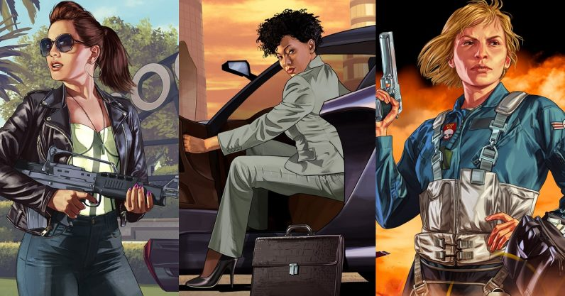 gta 6 female characters