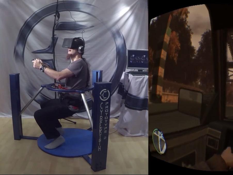 gta 6 virtual reality