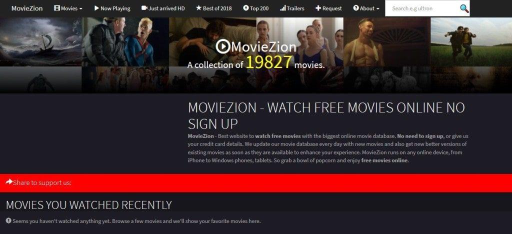 movie zion