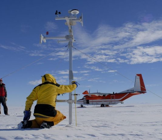 aviation weather station