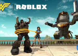wonder woman quests in roblox