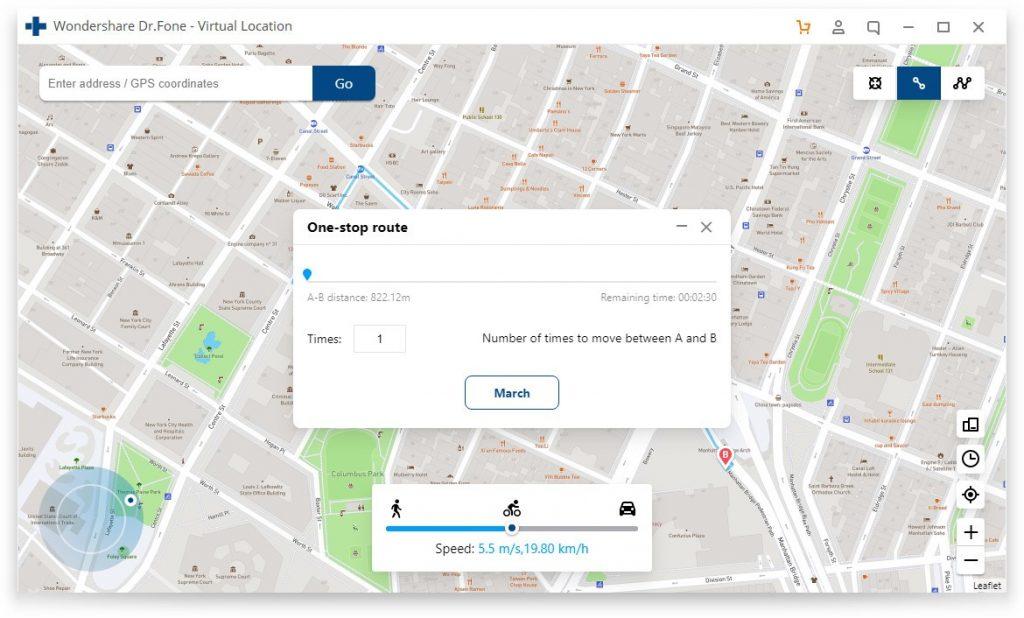 GPS-Spoof-iPhone-8