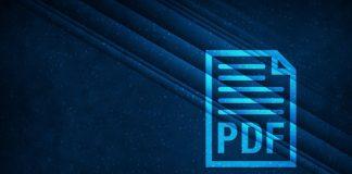 change pdf file