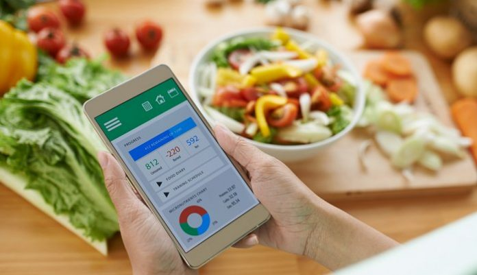food and nutrition apps
