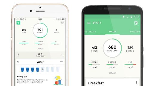 lifesum food and nutrition app