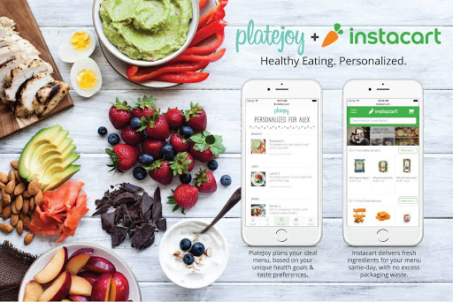 platejoy food and nutrition app